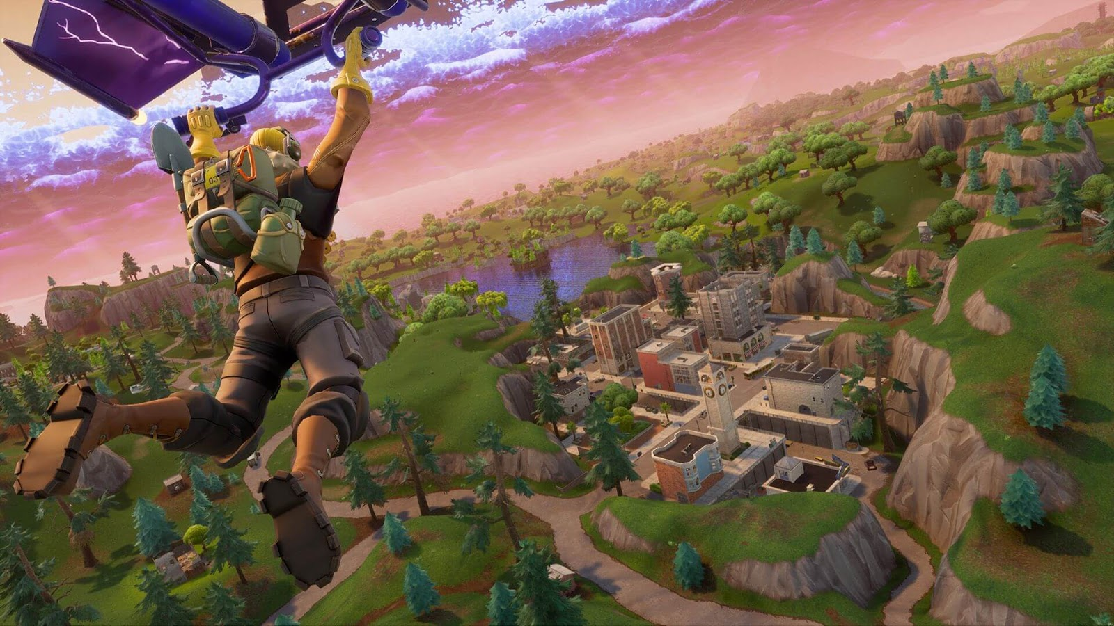 Fortnite Going To Introduced Its First-Ever Practice Mode