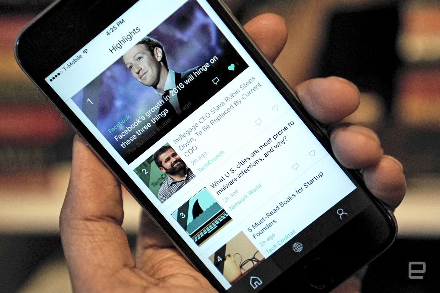 Microsoft relaunches its news app to compete with Google News and Apple News