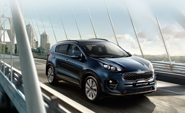 kia Motors: Sportage 2018 is going to  launched in Pakistan Exterior | Interior | Performance | Safety