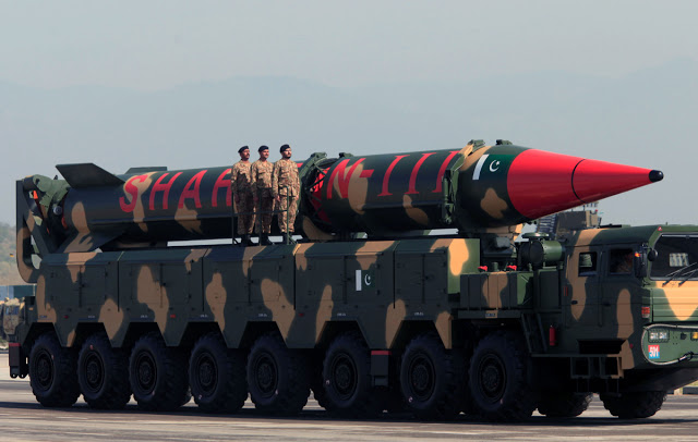 SIPRI Says, Pakistan Has More Nuclear Warheads Than India