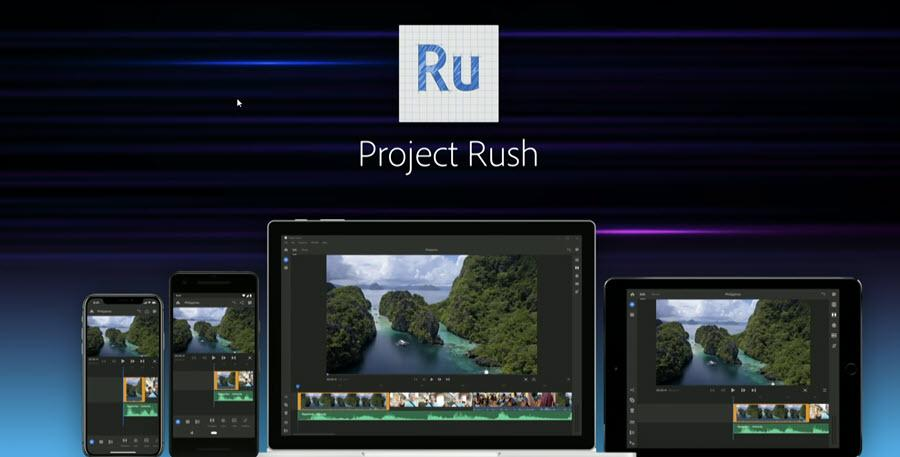 Chromebooks Will Get A Video Editing Capabilities With Adobe's Project Rush