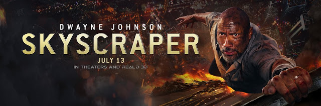 "Dwayne Johnson's Upcoming Movie "" Skyscraper "" Will Be Releasing 13 July 