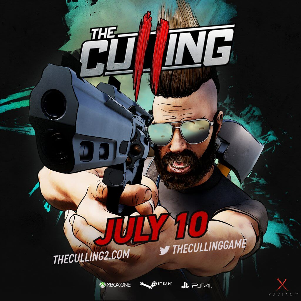 The Culling 2 Announced   And Is Out Now On Consoles