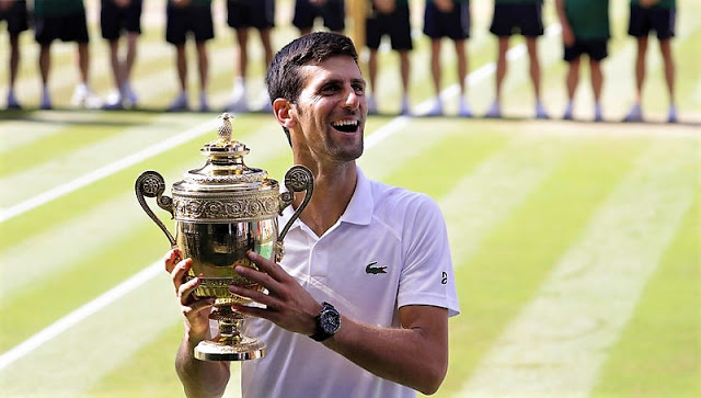 Wimbledon 2018: Novak Djokovic Wins His Fourth Wimbledon By Defeating Kevin Anderson