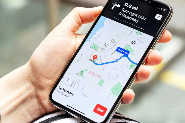 Apple Is Completely Rebuilding Its Maps From Ground Up With Its Own User Data