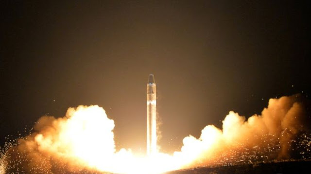 US Officials Say, North Korea 'Working On New Missiles'