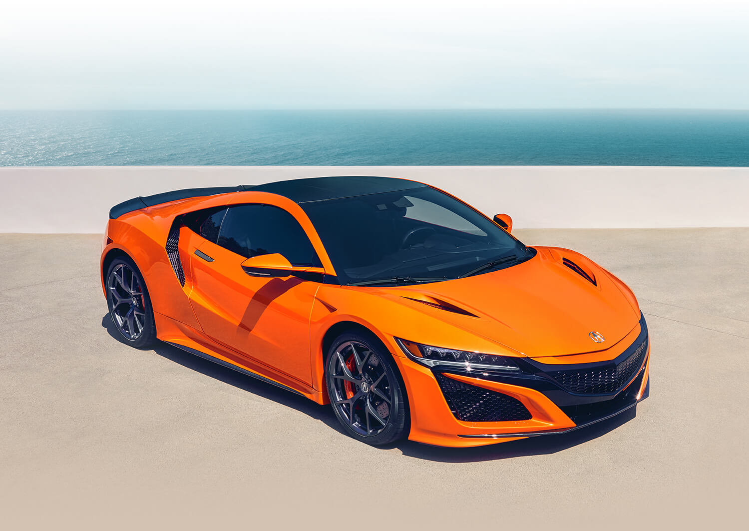 2019 Acura NSX With Instant Acceleration And Integrated ...