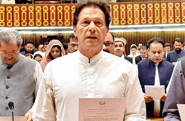 PTI: Imran Khan's Nomination Papers For PM Post Submitted