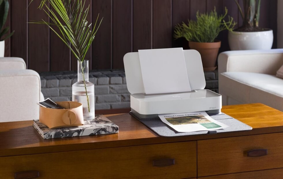HP Tango Is A Smart Printer Designed To Look Like A Book