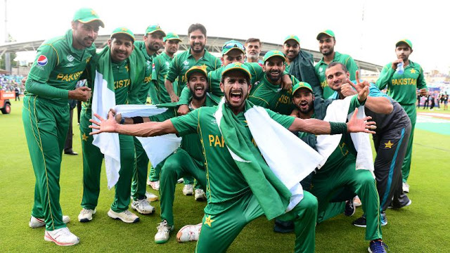 Pakistan Cricket Team Leaves For Asia Cup Under Sarfraz Captaincy