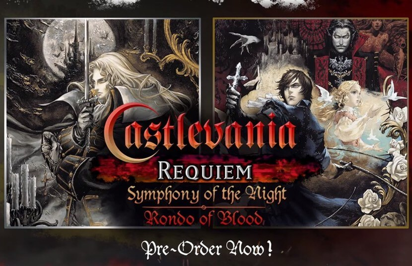 Castlevania Requiem Officially Announced Coming Exclusively To PS4