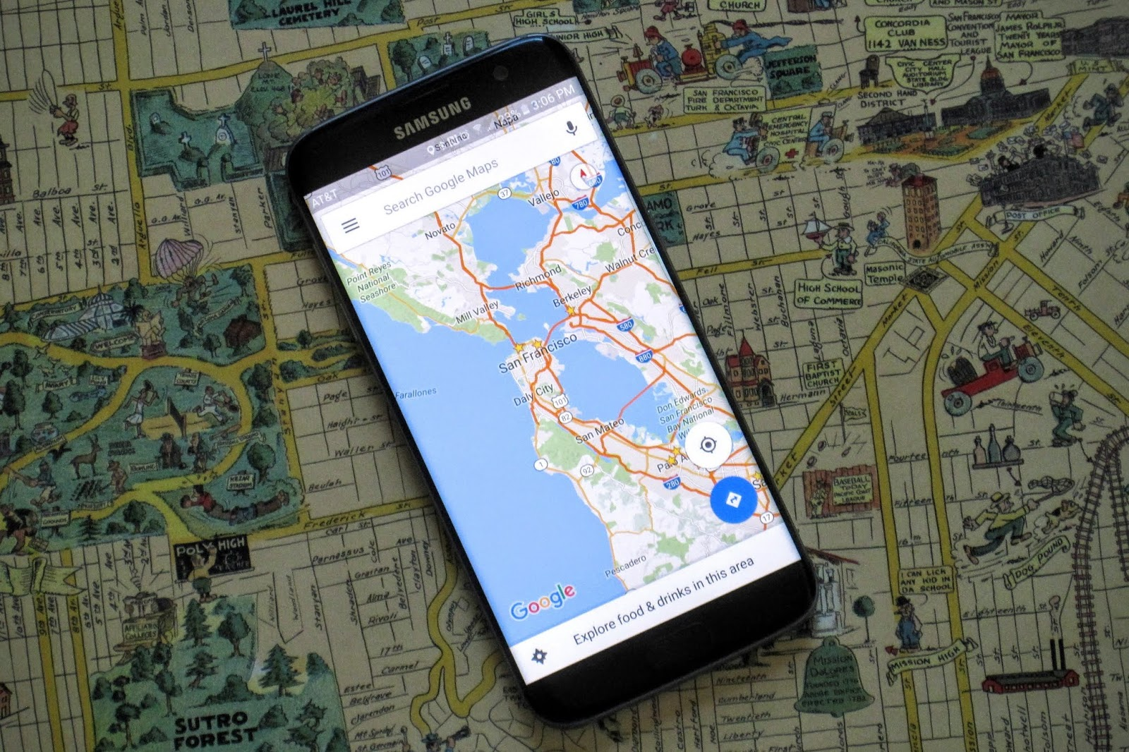 Google Maps reports Group Planning Feature for Android and iOS clients