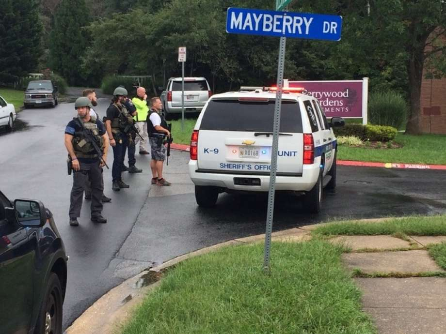 Shooting In Maryland Warehouse 4 Dead, Including Suspect