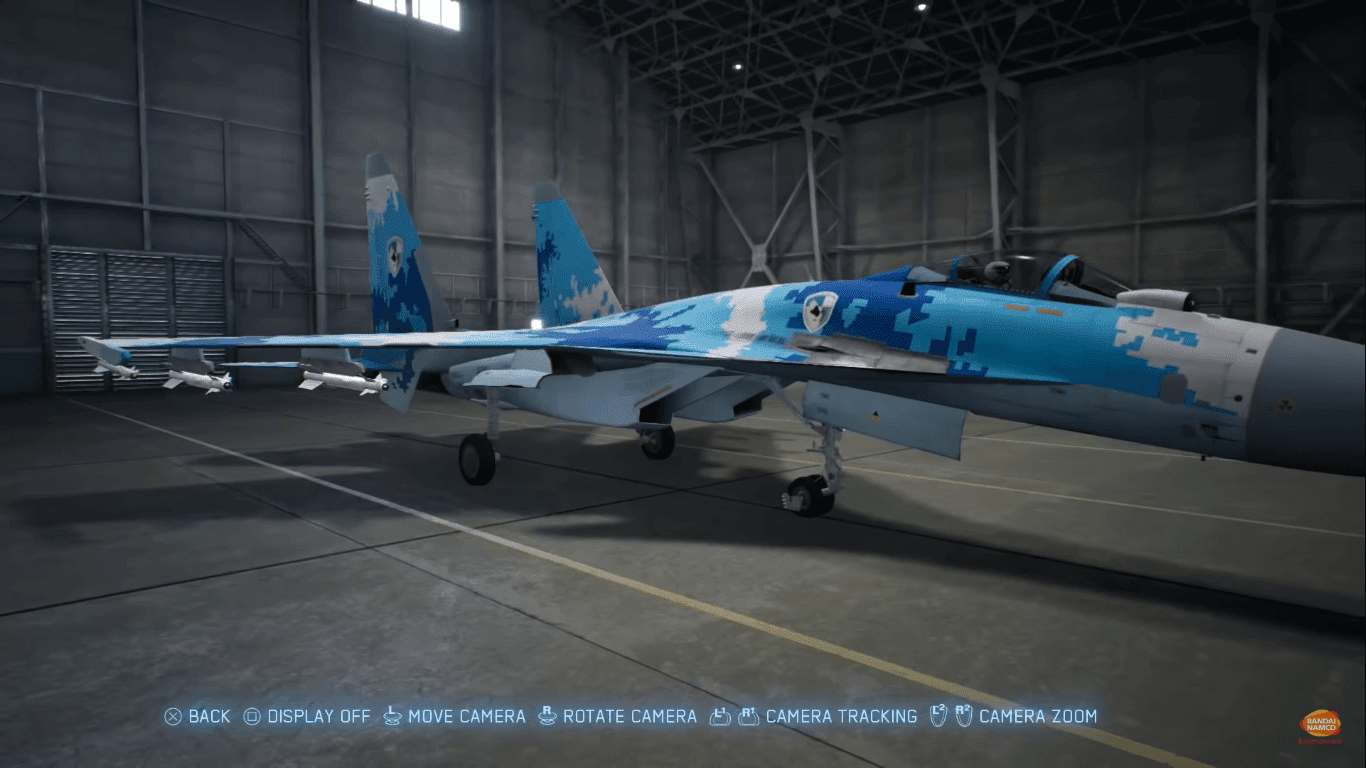 Ace Combat 7: Skies Unknown Gets New Aircraft Customization Trailer