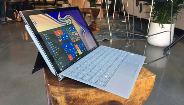 Extreme Battery Timing Of Samsung Galaxy Book 2