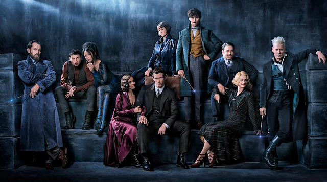 Fantastic Beasts: The Crimes Of Grindelwald | Will Be Release On 16 November | Check Out The Trailer