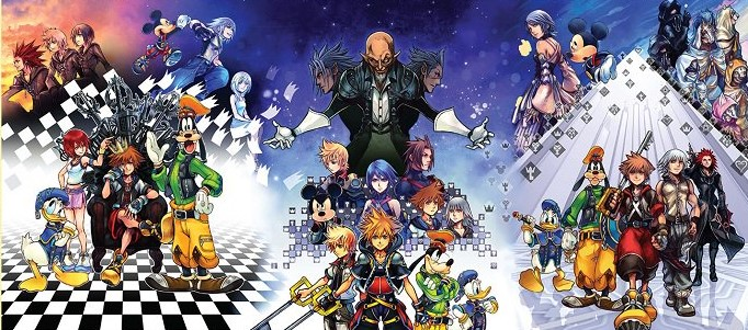 'Kingdom Hearts: The Story So Far' Announced For PS4 For $39.99