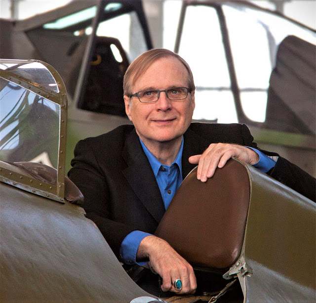 Microsoft Co-Founder Paul Allen Dies Of Cancer: Report