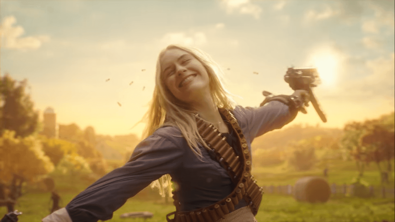 Bethesda's Fallout 76 New Live Action Trailer