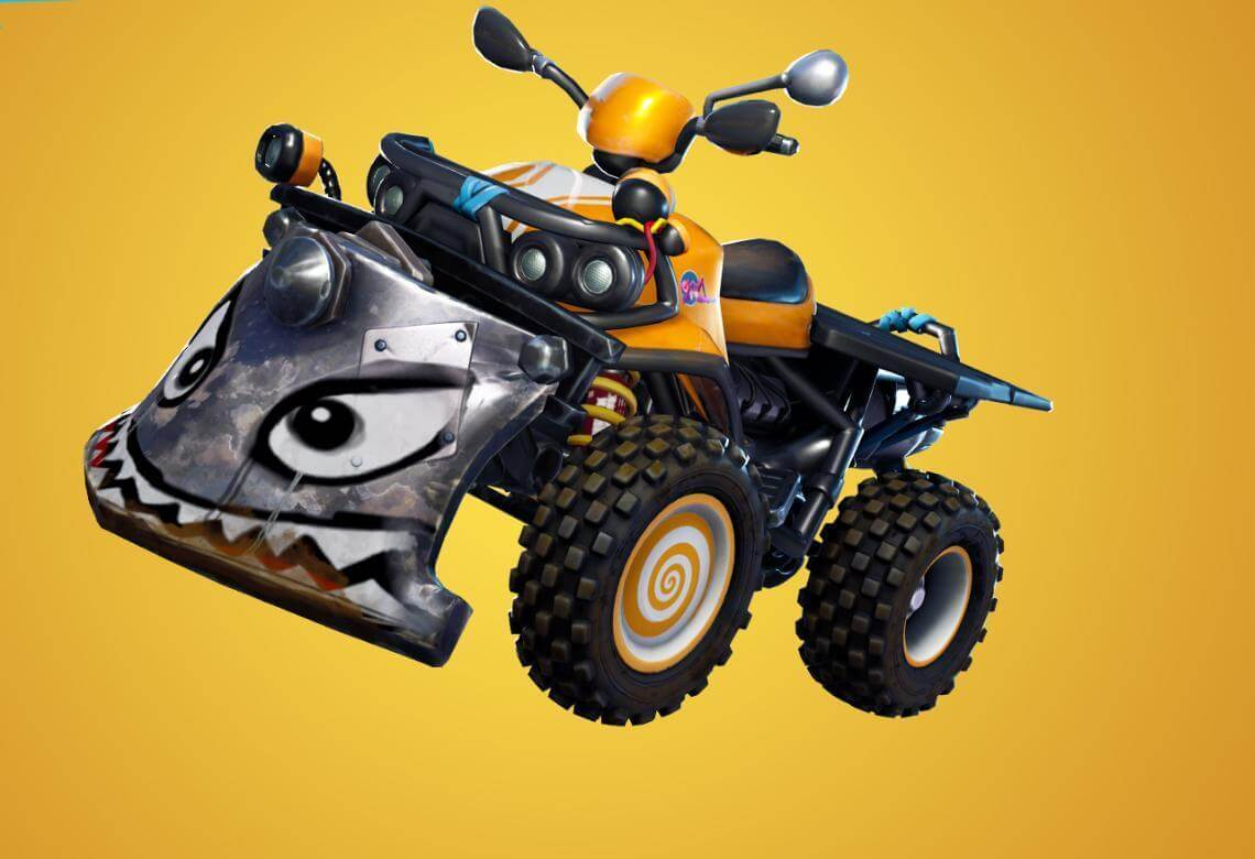 Fortnite V6.10 Patch Notes: New Quadcrasher Vehicle, Fortnite Competition, And More