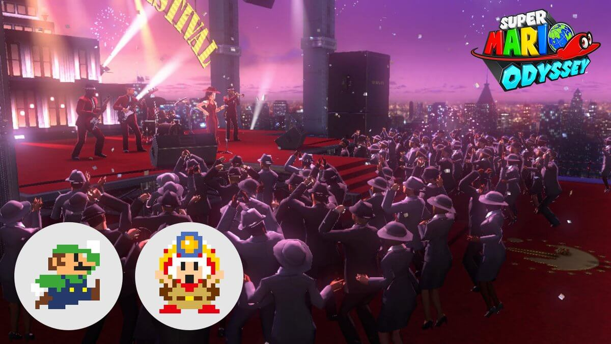 Nintendo Celebrates One-Year Anniversary For Super Mario Odyssey With Special Event