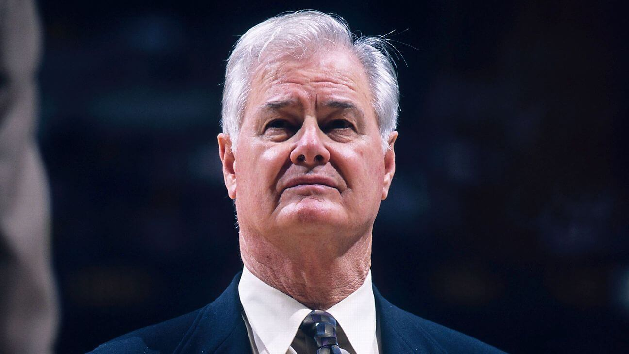 Triangle Offense Architect Tex Winter Dies At 96