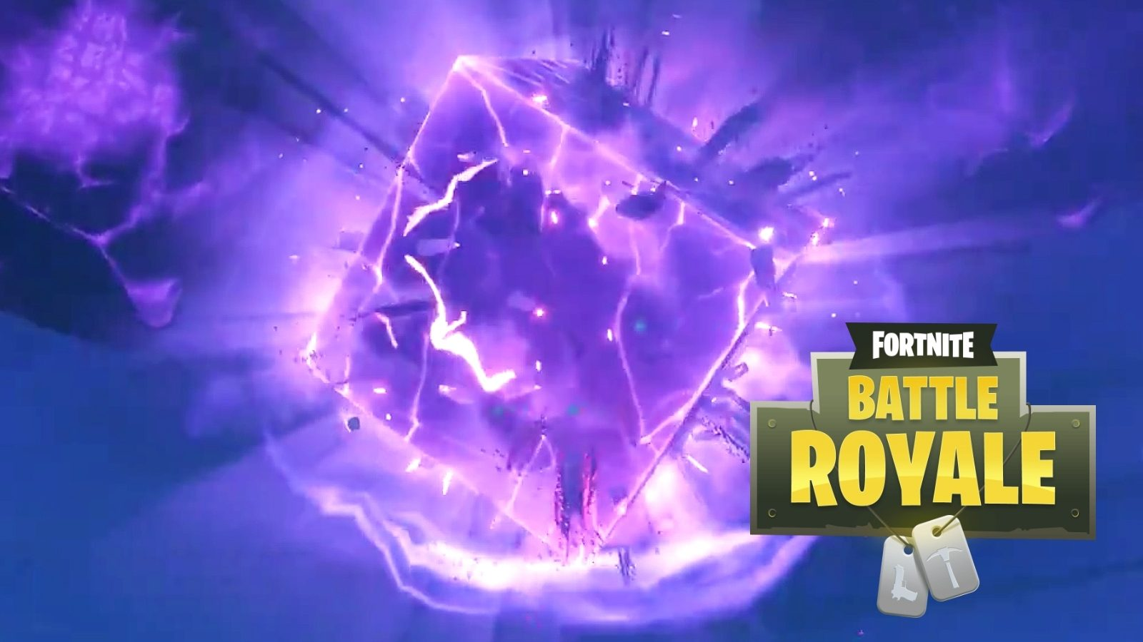 Fortnite's Giant Purple Cube Disappeared, New Map Location and More