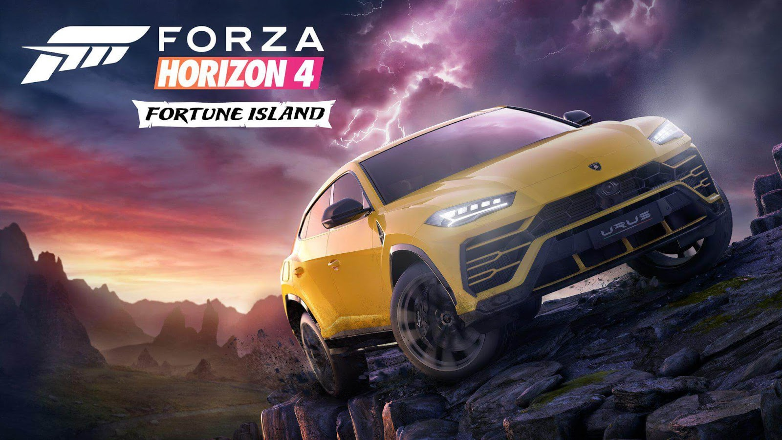 Forza Horizon 4's First Expansion Announced, Release Next Month