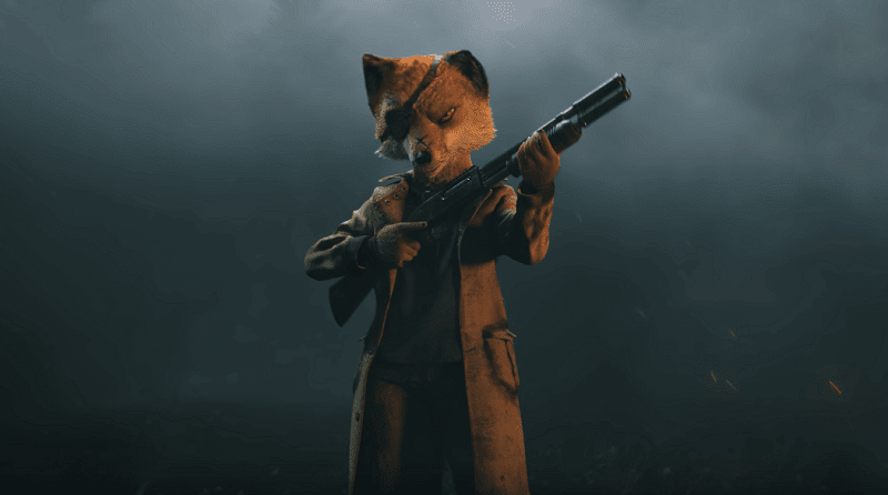 Mutant Year Zero: Road to Eden's Reveals New Character Is A Stone Cold Fox
