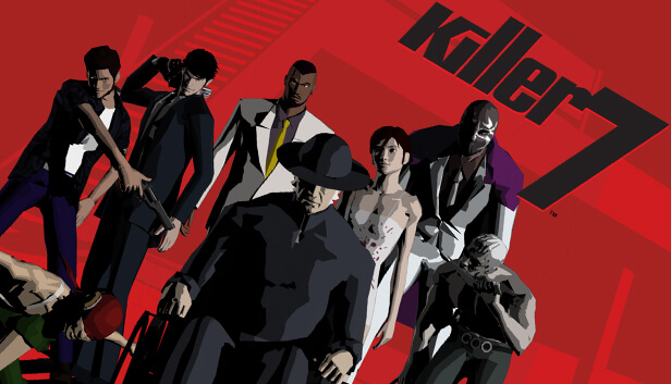 Killer7 Is Now Available For PC On Steam; PC Improvement Update