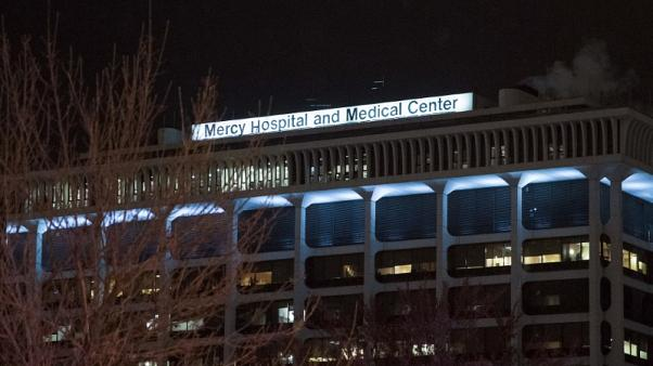 Shooting At Mercy Hospital In Chicago , 4 Dead Including Police Officer