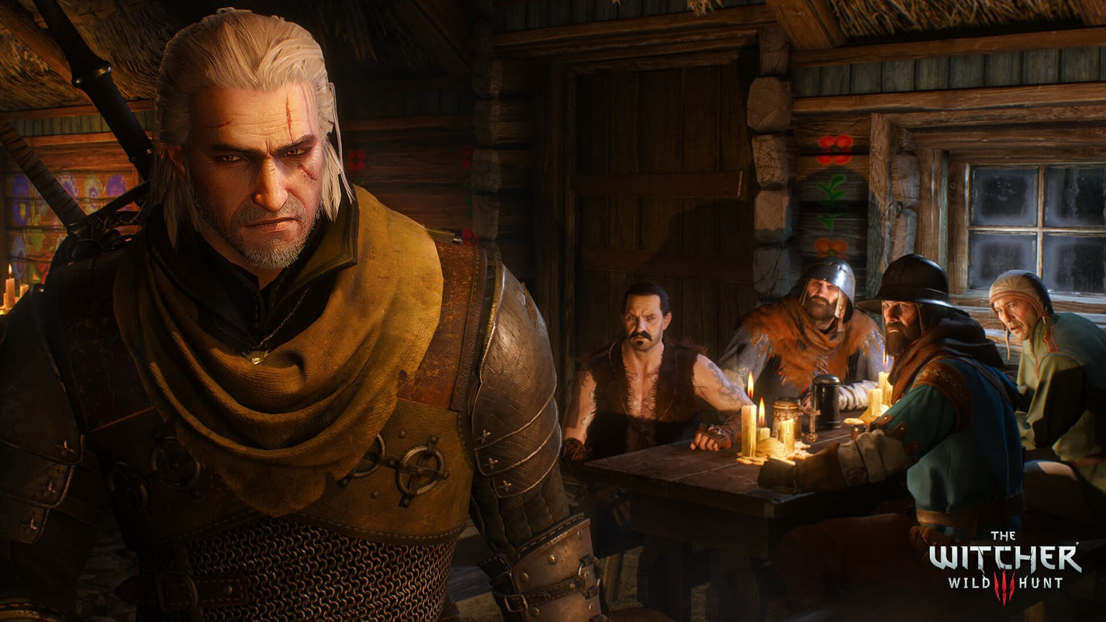 The Witcher 3 New Update Patch 1.32 Adds Simplified Chinese Support