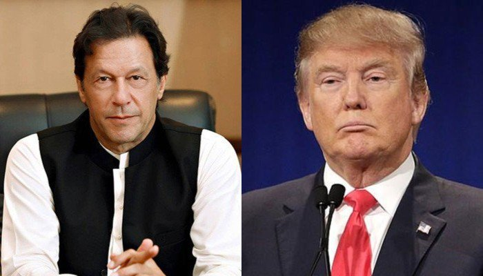 U.S President Sends Letter To Pakistan Asking For Help With Afghan Peace Process