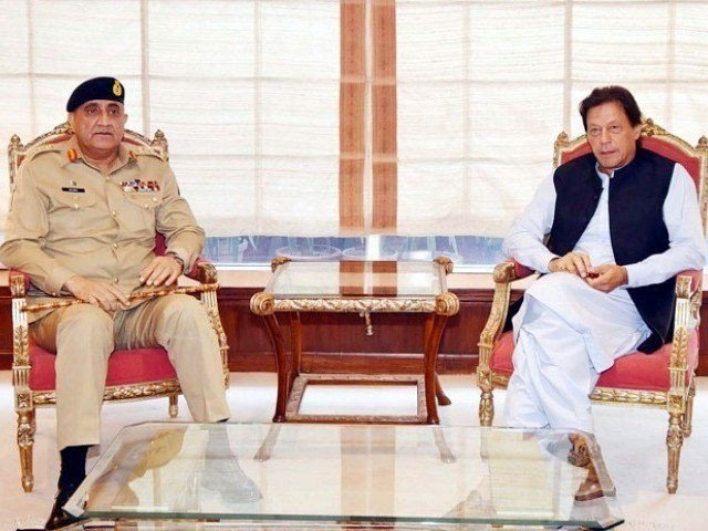 PM Imran Khan And Army Chief Discuss Afghan Peace Security Situation