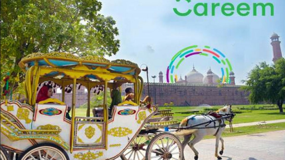 Careem launched  Buggy Rides in Punjab