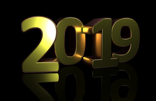 Gaming Industry New Year 2019 Wishes