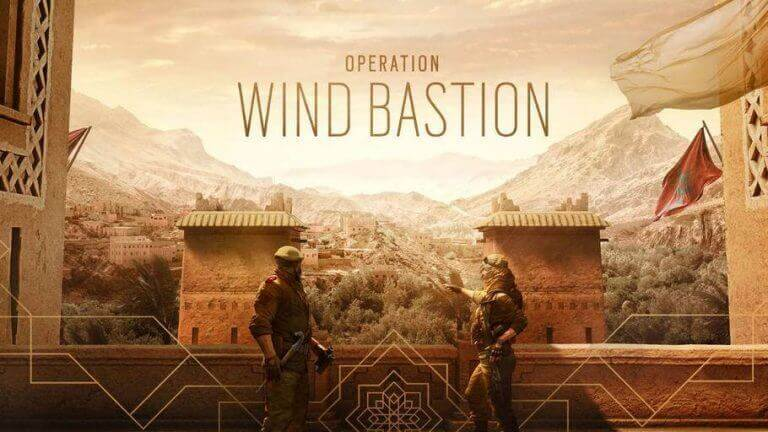 Rainbow Six Siege Version 1.60 Patch Notes Operation Wind Bastion (PC, Xbox One,PS4)