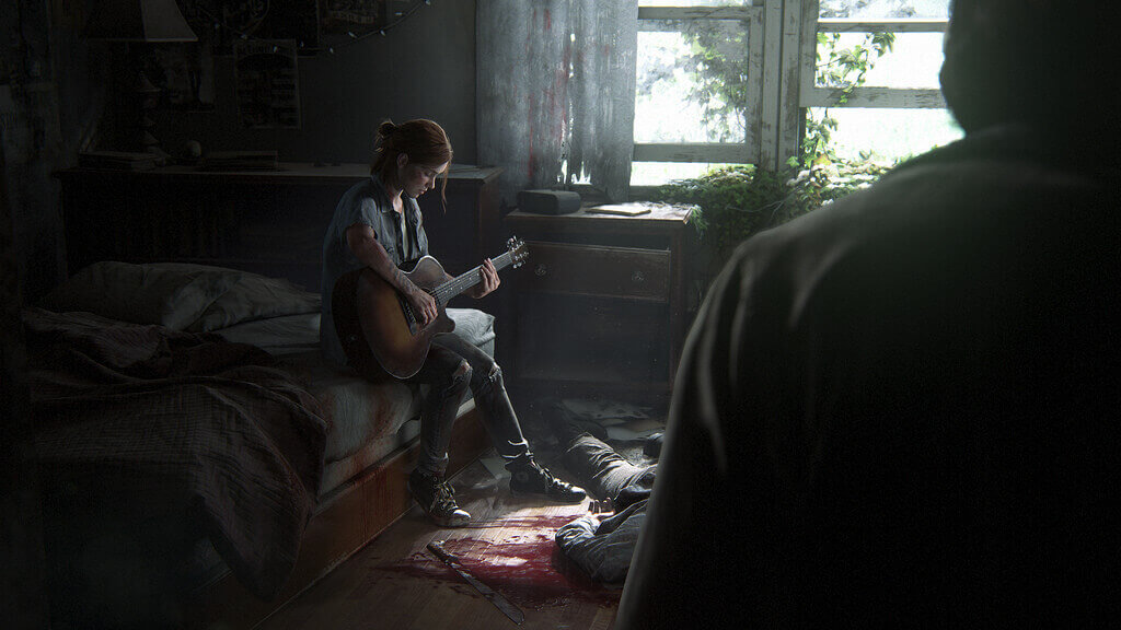 """Director OF """"The Last of Us Part II"""" Teases """"Complicated and Heart Wrenching Scene"""""""