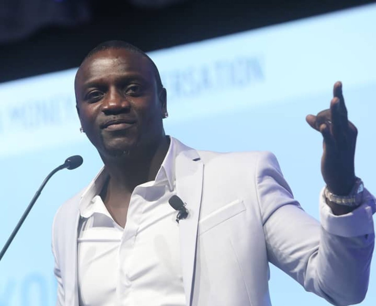 American Singer Akon Campaigns for Bhasha and Mohmand Dams Fund