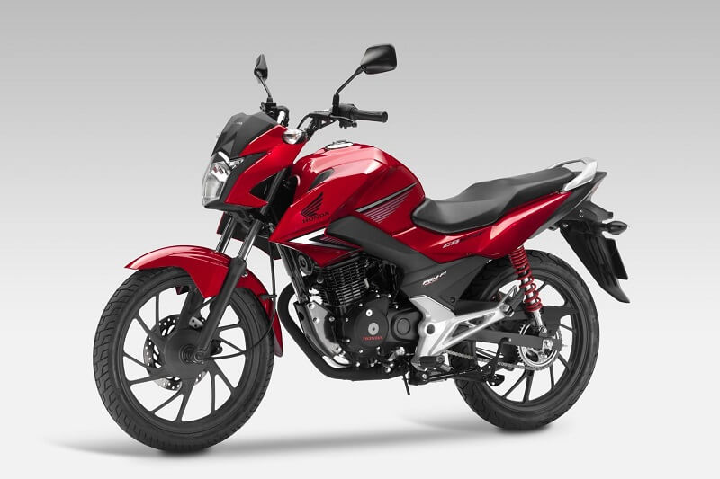 Honda Revealed All-New CB125F 2019 In Pakistan