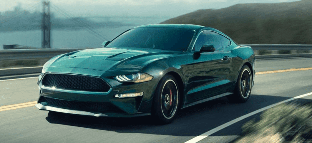 Ford Patents A Mustang Hybrid V8 With Two Electric Motors