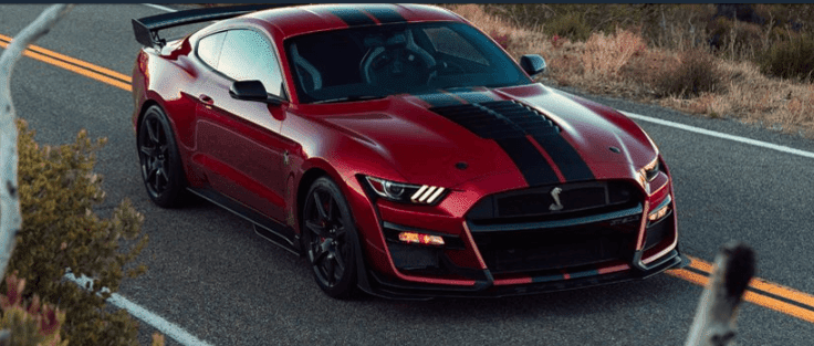 The 2020 Ford Mustang Shelby GT500 'Most Powerful Street-Legal Ford Ever' With 700-Plus Horsepower