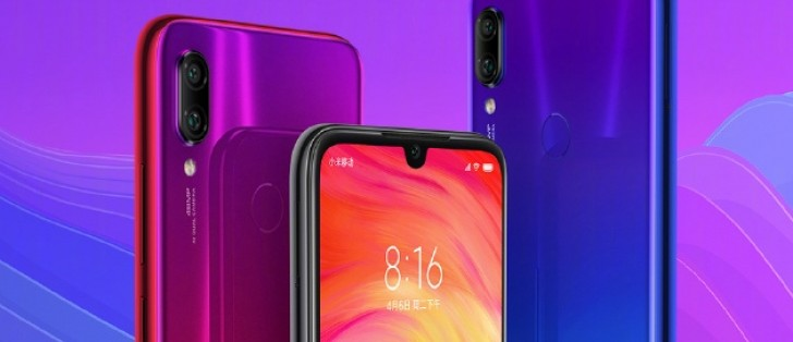 First Month Xiaomi Phones Reached 1 Million Redmi Note 7 Sales