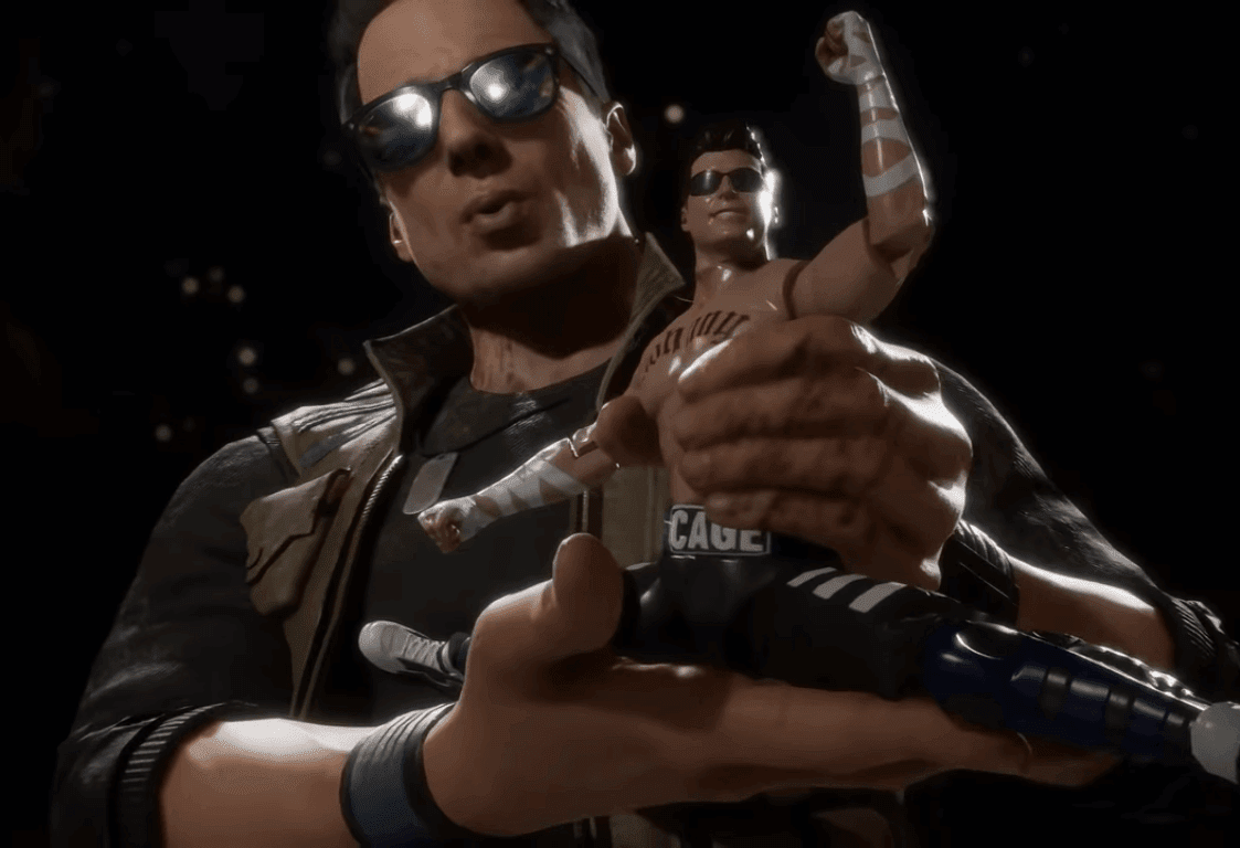 Johnny Cage Revealed For 'Mortal Kombat 11'  With Some New Tricks In Latest Trailer