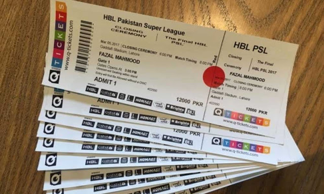 PSL 2019: Tickets for Karachi and Lahore Matches are on Sale at TCS Express Centres