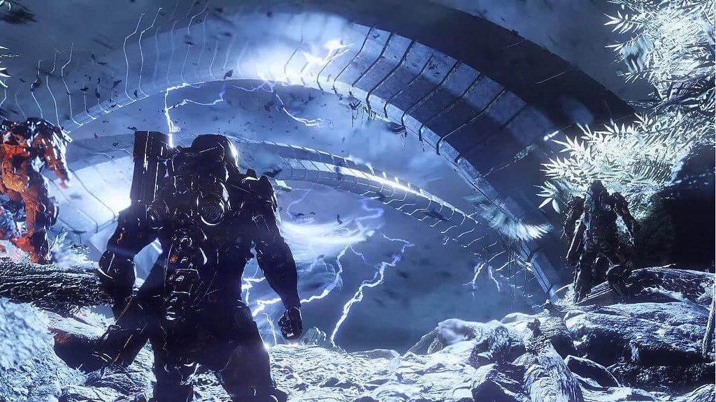 Anthem's Day One Patch Is Out,Fixes Load Times And More