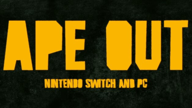 Ape Out Coming On February 28  For Nintendo Switch And PC