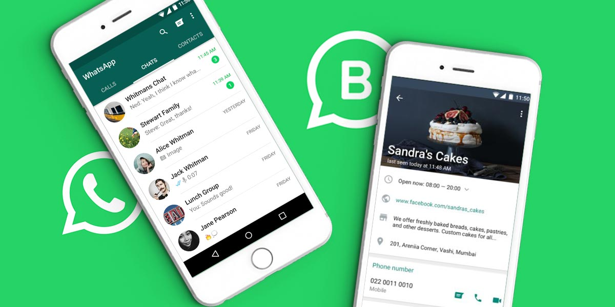 Soon iOS Received Whats-app Business Feature