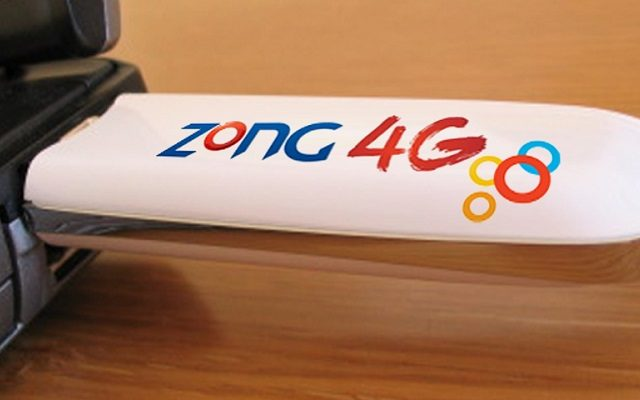 Zong 4G has Made Partner Ship With Ericsson To Expand Its Network