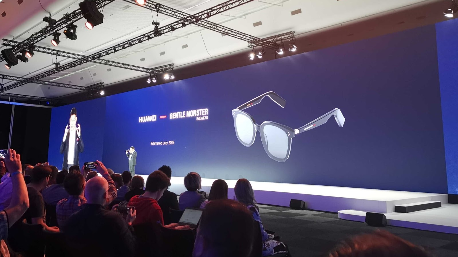 Huawei Unveils Smart Glasses In Partnership With Gentle Monster